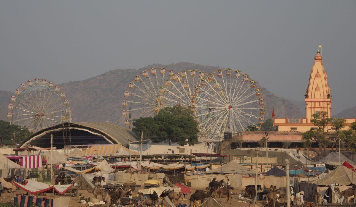 Pushkar Camel Festival Repeated