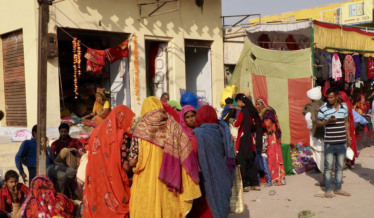 Photographing a Festival in the Thar Desert in India