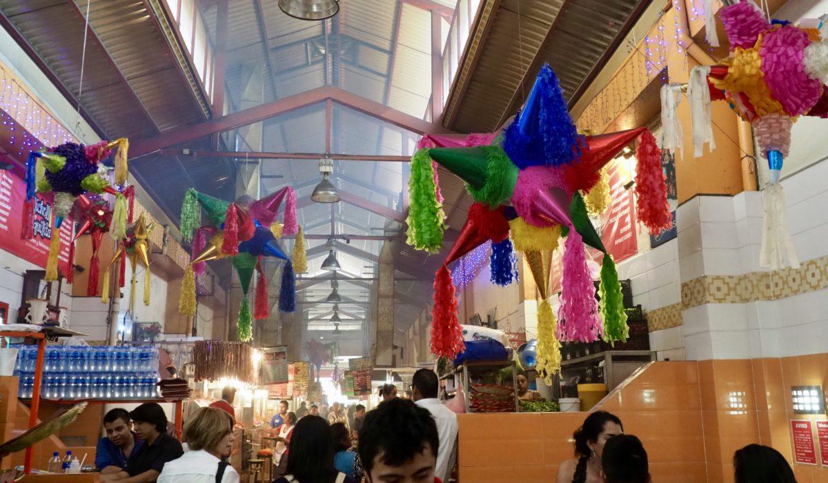 Piñatas have long and colorful history